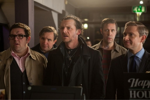 Os velhos amigos de The World's End