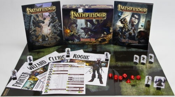 pathfinder box